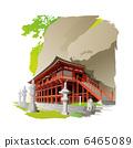 Tachiya Cave Bishamondo 6465089