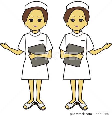 여성 간호사 6469260