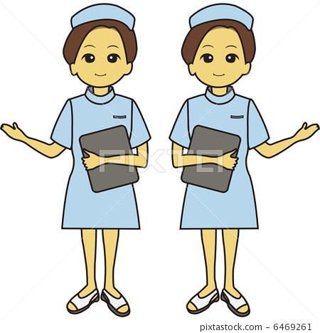 Female nurse 6469261