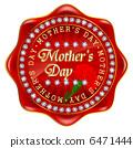Mother's Day Carnation Frame 6471444
