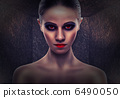 woman a witch, evil. Halloween 6490050