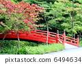 초가을의 풍경 (붉은 다리) 6494634