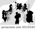 오케스트라, 관현악, 연주 6520543