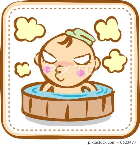 Bathing 6523477