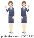직장인 여성 비즈니스 우먼 6556192
