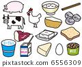 vector, vectors, foodstuff 6556309