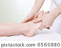 Foot massage treatment 6560880