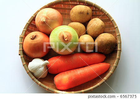 Assorted vegetables 6567375