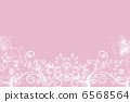 Plant and flower background 6568564