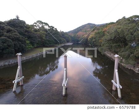 Ise shrine Uji Bridge 6579788