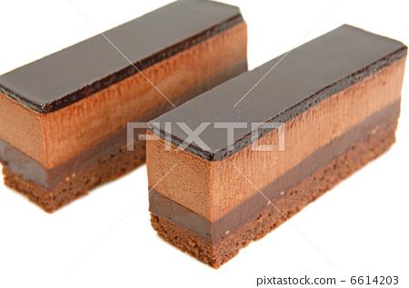 Delicious chocolate cake 6614203