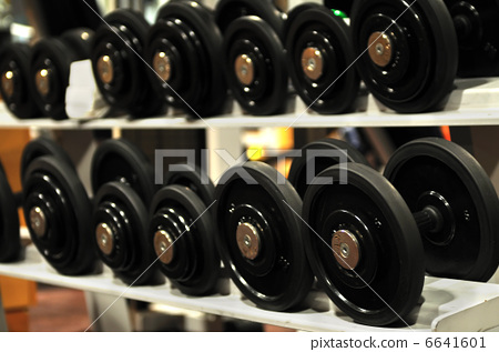 FItness club gym 6641601