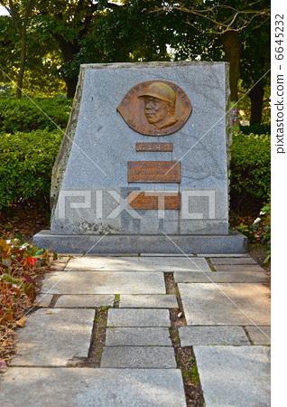 Shogo Kinugasa 'World Record Monument' (Katsuko no Mori / Hiroshima Municipal Base Stadium / Hiroshima City Naka Ward Famimachi) 6645232