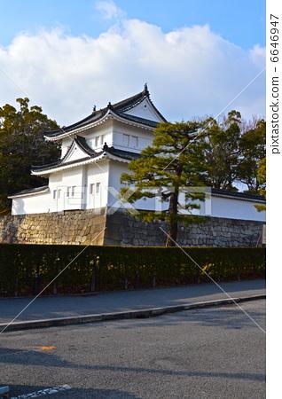 """Southeast corner oar"" of Nijo Castle (Nakagyo-ku, Kyoto City) 6646947"