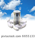 Run Recycle Mark / Dry Batteries 6655133