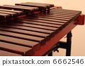 木琴 敲打 碰撞 6662546