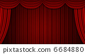 Stage curtain 6684880