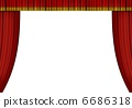 Stage curtain 6686318