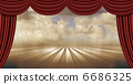 Stage curtain 6686325