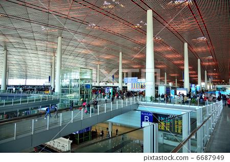 北京首都國際機場 6687949
