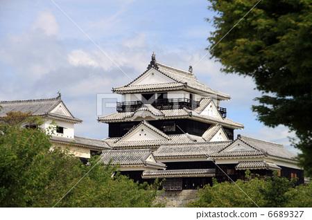 마쓰야마 성 6689327