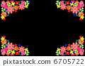 Flower frame 6705722