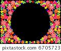 Flower frame 6705723