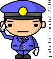 警察 6712010