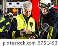 Fire brigade deployment planning 6751493