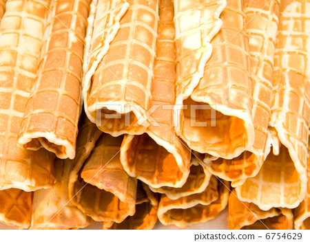 waffle rolles 6754629