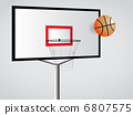 basketball hoop 6807575