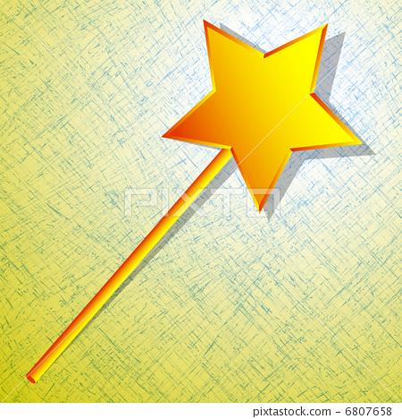 magic wand 6807658