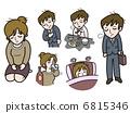 Depression / mental health problems 6815346