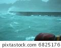 汹涌前进 大浪 高波 6825176