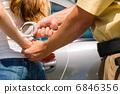 handcuffs, manacles, handcuff 6846356