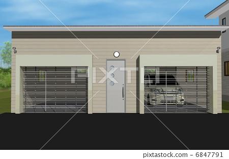 garage 6847791
