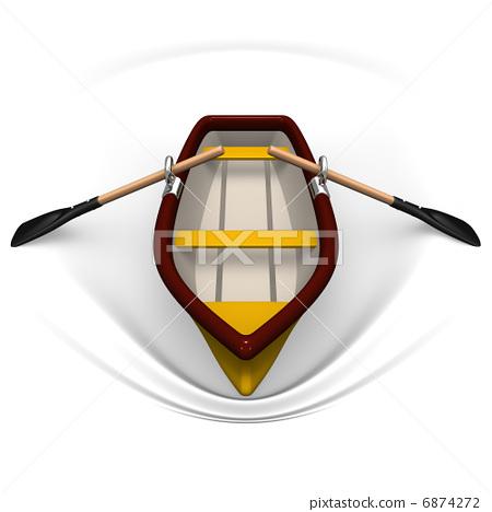 RowboatFrontView 6874272