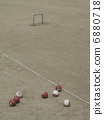 gate ball, color, asian 6880718