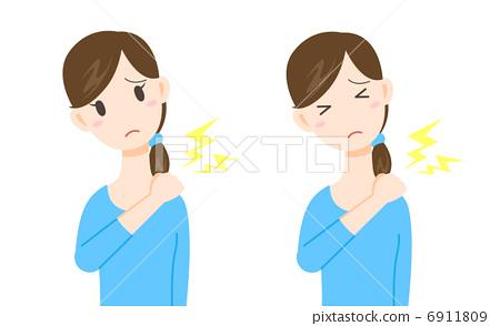 Women shoulder stiffness 6911809