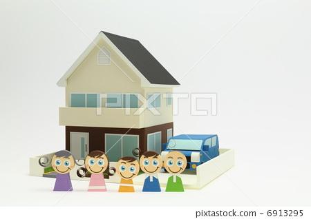 紙工藝家庭 6913295