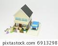 紙工藝家庭 6913298