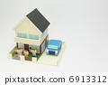 紙工藝家庭 6913312