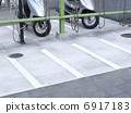 Coin parking only for motorbike 6917183