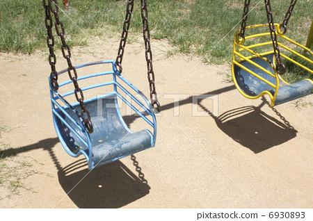 Child park swings 6930893