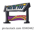 electronic, piano, synthesizer 6940442