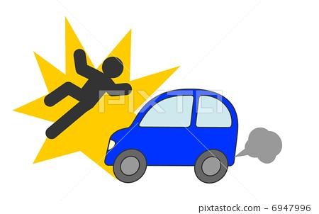 Car injury accident 6947996
