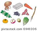 食品 食材 原料 6949306