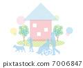 Family to take a walk (nursing care) 7006847