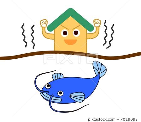 House earthquake okay catfish 7019098