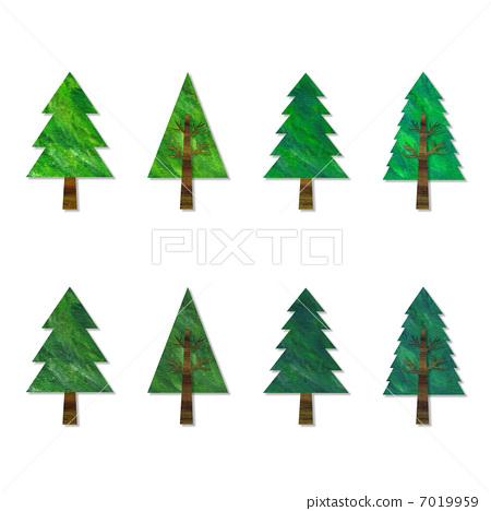 Coniferous illustration 7019959
